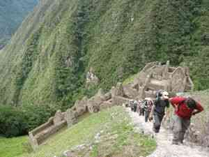Cusco Inca Trail images